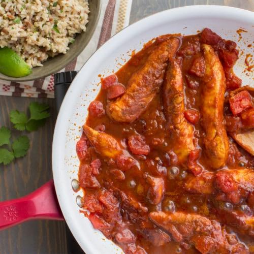 McCormick Dark Chili Powder Perspective: right