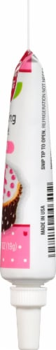 Cake Mate Decorating Gel Pink Perspective: right