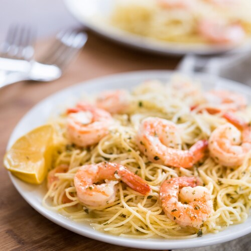 McCormick Garlic Powder Perspective: right