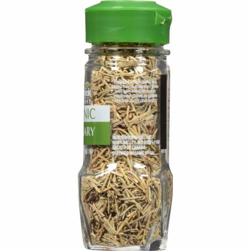McCormick Gourmet Organic Rosemary Shaker Perspective: right