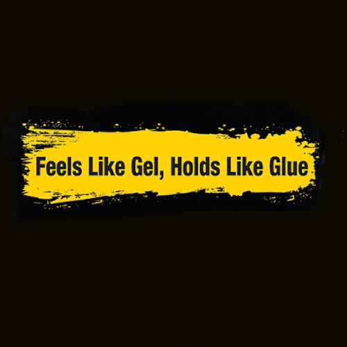 got2b® Ultra Glued Invincible Styling Gel Perspective: right