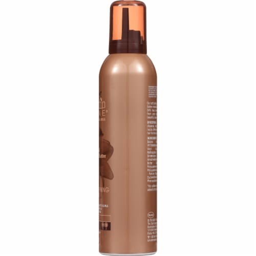 Smooth 'N Shine Camellia Oil & Shea Butter Curl Defining Mousse Perspective: right