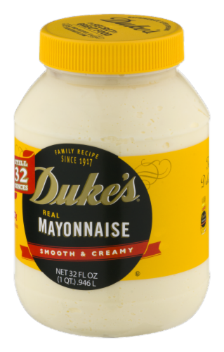 Duke's Real Mayonnaise Perspective: right