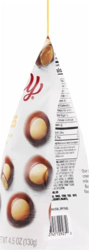 Fannie May Buckeyes Chocolates Perspective: right