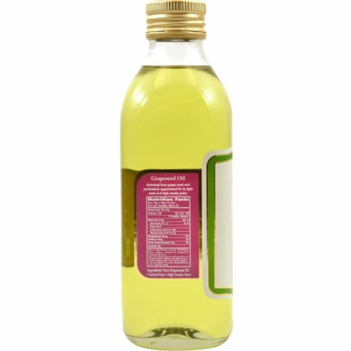 Sadaf Pure Grapeseed Oil Perspective: right