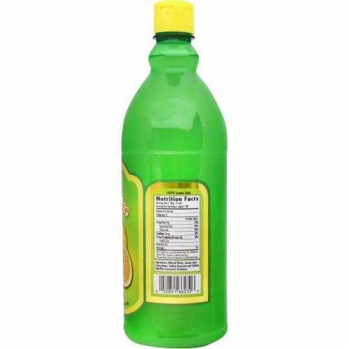Sadaf Natural Lemon Juice Perspective: right