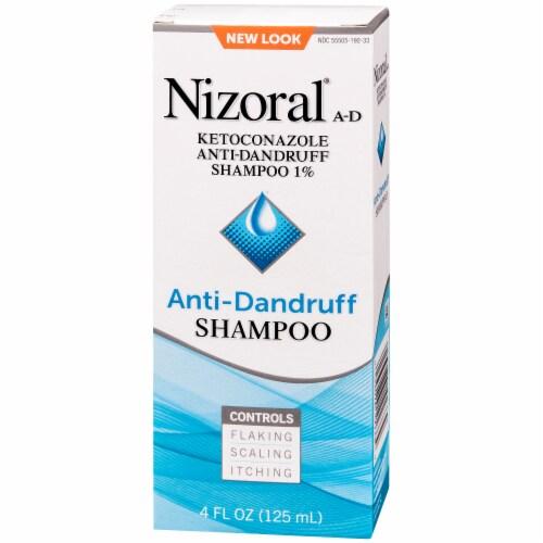Nizoral A-D Anti-Dandruff Shampoo Perspective: right