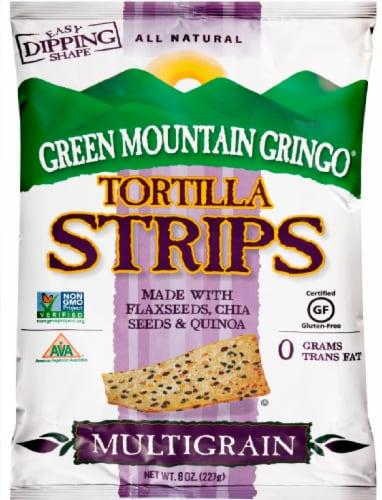 Green Mountain Gringo Multigrain Tortilla Strips Perspective: right