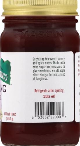 Green Mountain Gringo Gochujang BBQ Sauce Perspective: right