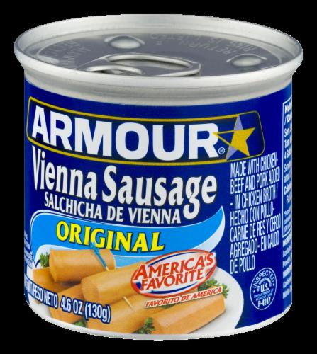 Armour Original Vienna Sausage Perspective: right
