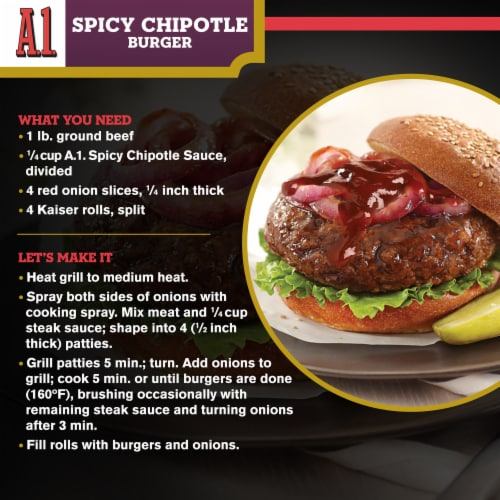 A.1. Spicy Chipotle Sauce Perspective: right