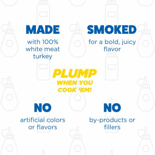 Ball Park® Smoked White Meat Turkey Franks Perspective: right
