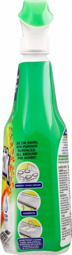 Fantastik Fresh Scent Disinfectant Multi-Purpose Cleaner Perspective: right