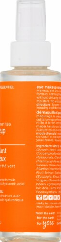 Earth Science Chamomile & Green Tea Eye Makeup Remover Perspective: right