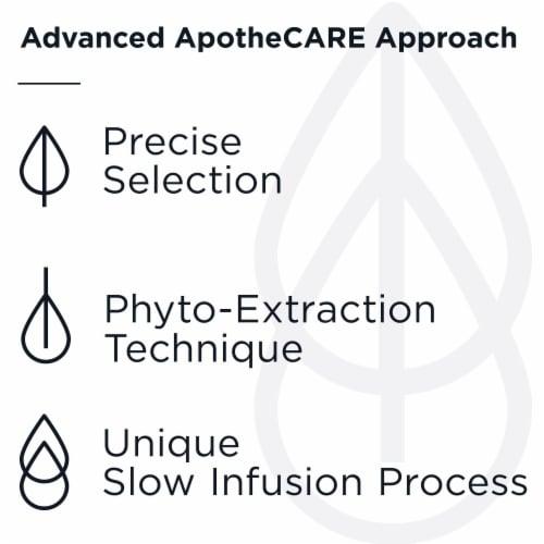 ApotheCARE Essentials Rosehip Oil Geranium Aloe Vera Shampoo Perspective: right