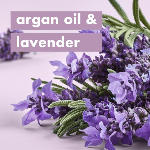 Love Beauty and Planet Argan Oil & Lavender Relaxing Rain Body Wash Perspective: right
