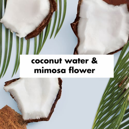 Love Beauty & Planet Radical Refresher Coconut Water & Mimosa Flower Hydrating Body Wash Perspective: right