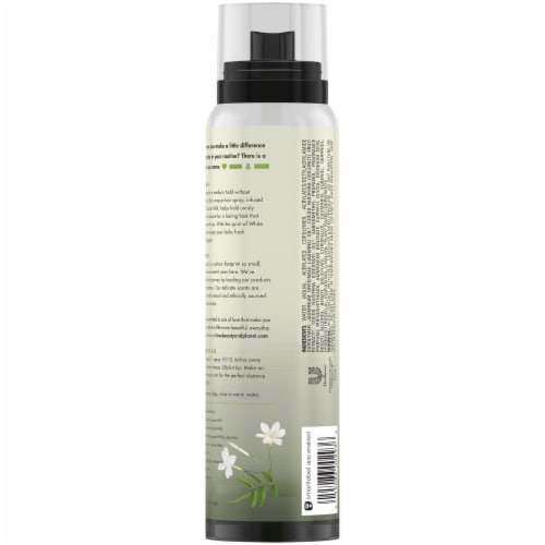 Love Beauty and Planet Coconut Milk & White Jasime Medium Hold & Volume Hair Spray Perspective: right
