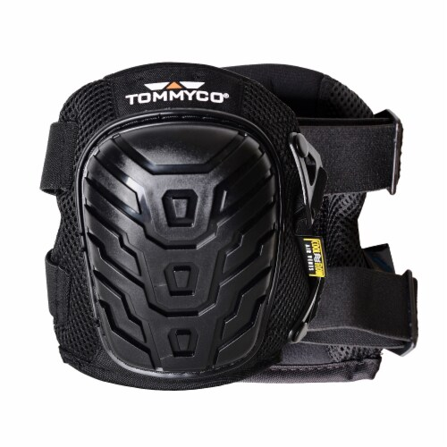 Tommyco® Gelite Hard Terrain Knee Pads - Black Perspective: right