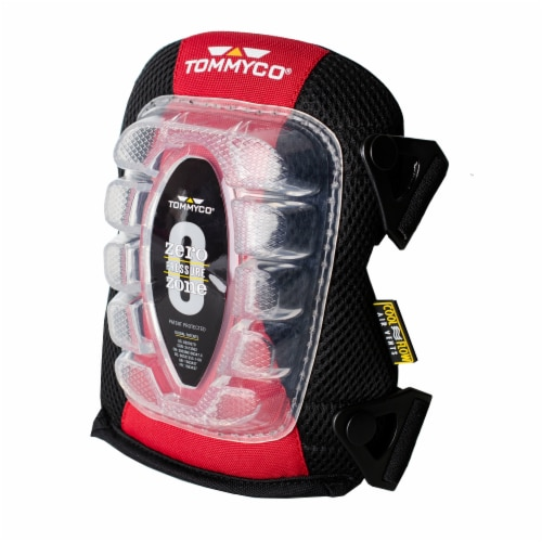Tommyco T-Foam Cushion Cap Kneepads - Black Perspective: right