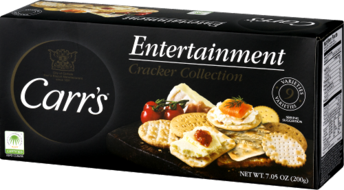 Carr's Entertainment Variety Cracker Collection Perspective: right