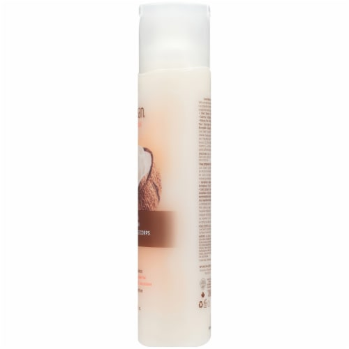 Live Clean Coconut Milk Body Wash Perspective: right