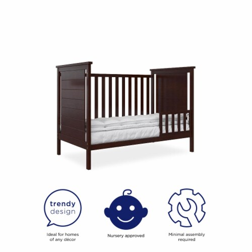 Baby Relax Amelia Toddler Guardrail Perspective: right