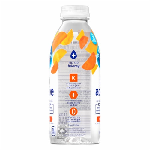 Nestle Pure Life Active Orange Purified Still Water Perspective: right