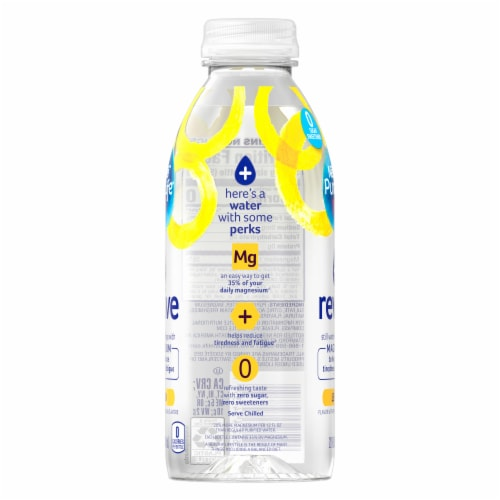 Nestle Pure Life Revive Lemon Still Water Perspective: right