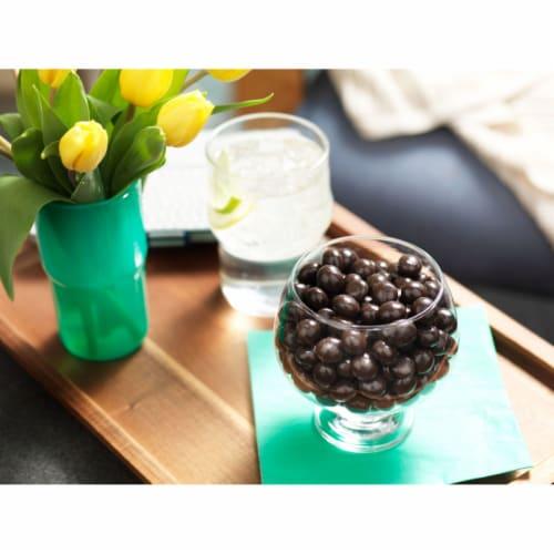 Brookside Dark Chocolate Acai & Blueberry Flavored Dark Chocolate Perspective: right