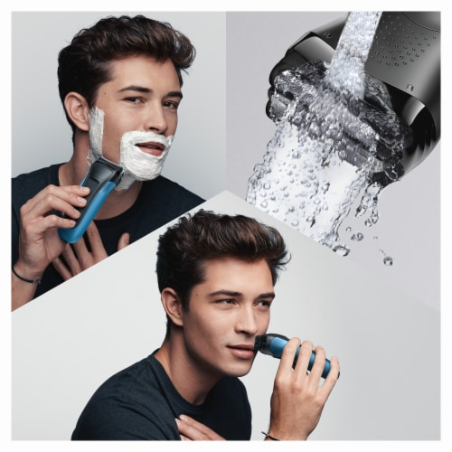 Braun Series 3 310s Wet & Dry Electric Shaver Perspective: right