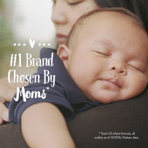 Similac Soy Isomil For Fussiness and Gas Concentrated Liquid Infant Formula Perspective: right