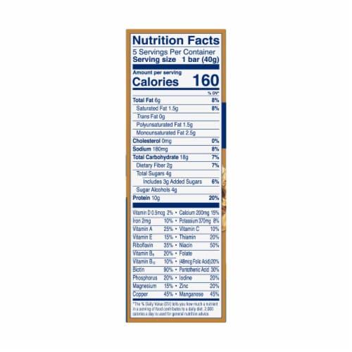 Glucerna Crispy Oat & Nuts Snack Bars Perspective: right