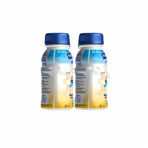 PediaSure SideKicks High Protein Vanilla Ready-to-Drink Nutrition Shakes Perspective: right