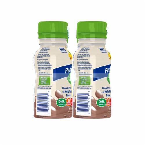 PediaSure Organic Milk Chocolate Shakes Perspective: right