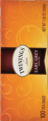 Twinings Earl Grey Tea Perspective: right