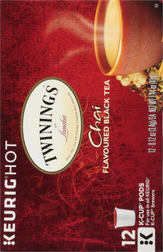 Twinings Chai K-Cup Pods Perspective: right