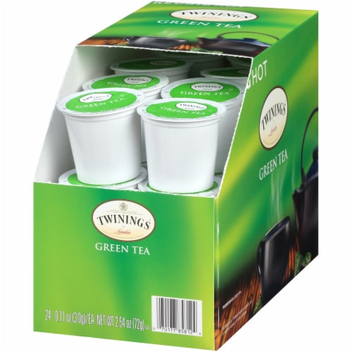 Twinings Of London Green Tea K-Cup Pods Perspective: right
