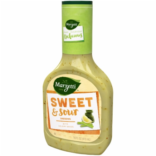 Marzetti Sweet & Sour Dressing Perspective: right