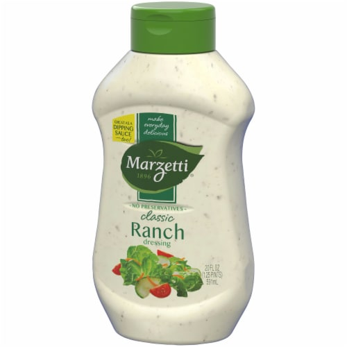 Marzetti® Classic Ranch Dressing Perspective: right