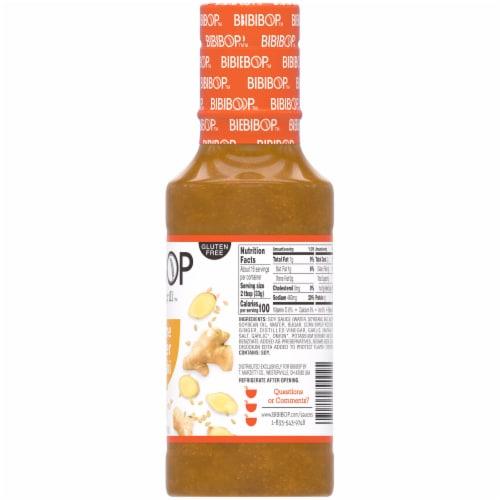 Bibibop Asian Grill Sesame Ginger Teriyaki Sauce Perspective: right