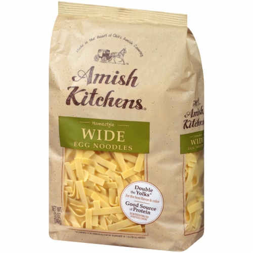 Amish Kitchens® Homestyle Wide Egg Noodles Perspective: right