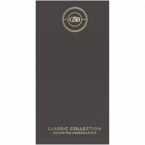 Green & Black's Classic Collection Assorted Chocolates Perspective: right