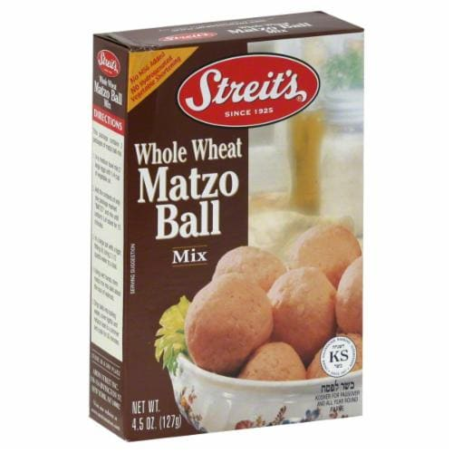 Streits Whole Wheat Matzo Ball Mix Perspective: right