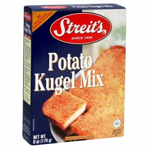 Streit's Potato Kugel Perspective: right