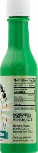 Howard's Garlic Juice Perspective: right