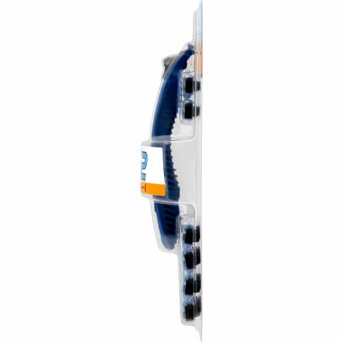 BIC Flex 2 Hybrid Disposable Razors Perspective: right