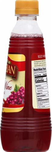 Pompeian Red Wine Vinegar Perspective: right