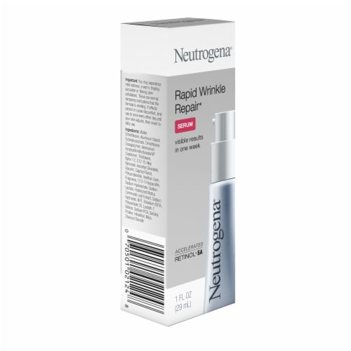 Neutrogena Rapid Wrinkle Repair Serum Perspective: right