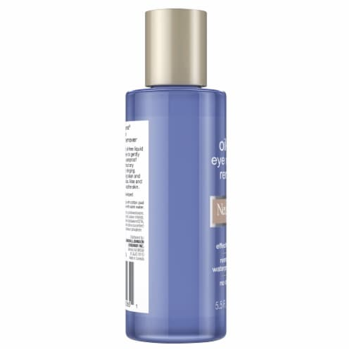 Neutrogena Oil-Free Eye Makeup Remover Perspective: right